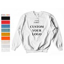 manufacturer oem print crew neck sweatshirt,unisex custom plain blank crewneck sweatshirt hoodie