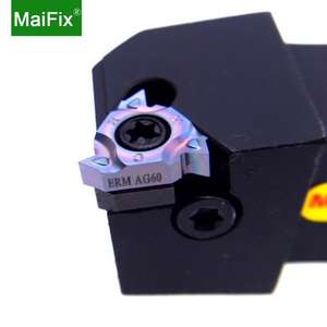 Maifix SER1212H16 Cutter SER Threaded Insert CNC Metal Lathe Cutting Tool External Turning Toolholders Threading Tool