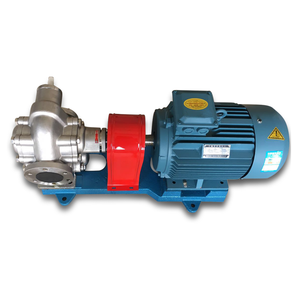 Gear pumps supplier stainless steel self priming food grade olive palm edible vegetable oil transfer pump