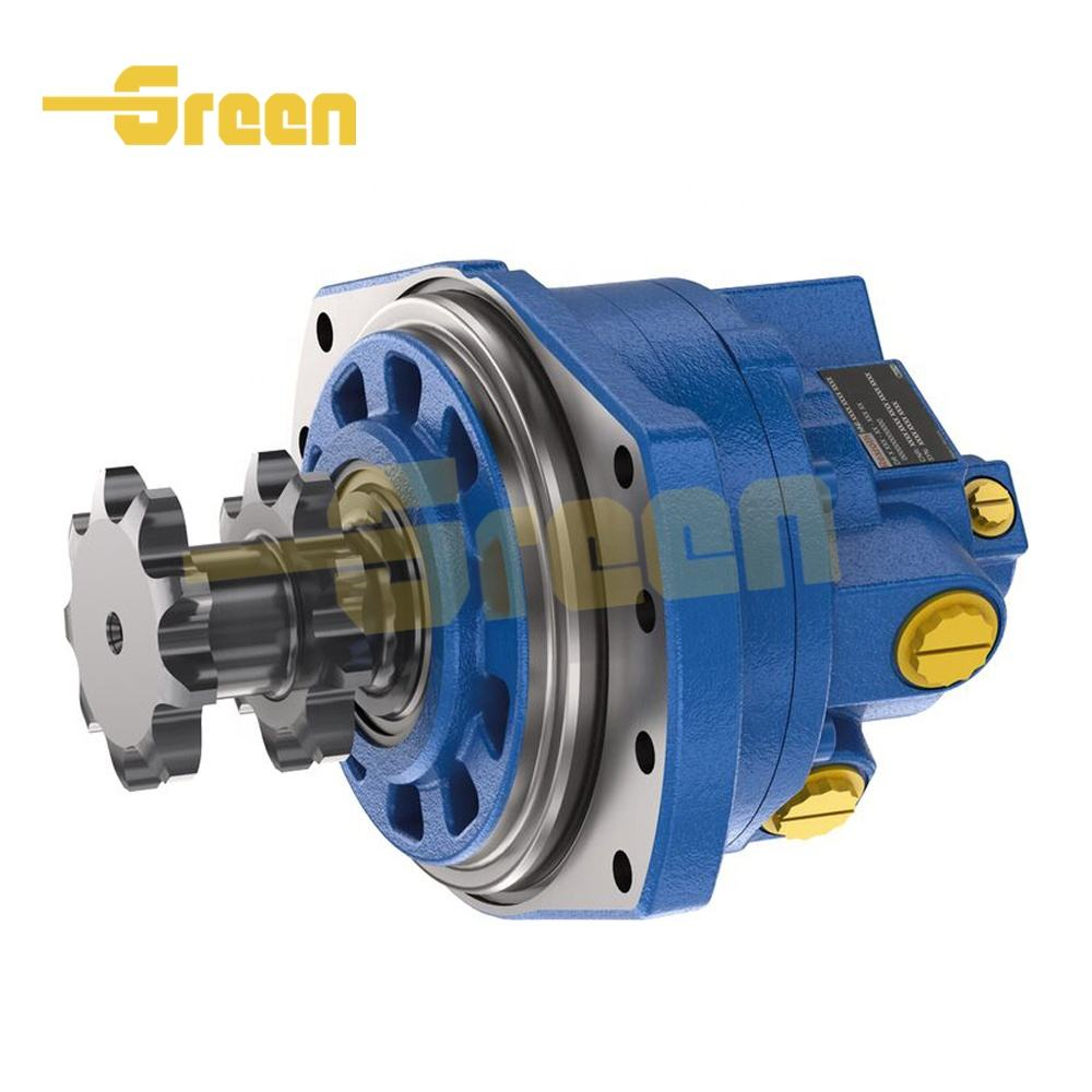 Replace Rexroth MCR Poclain MS05 MS08 MS18 MS11 Wheel Piston Hydraulic Motor Spare Parts