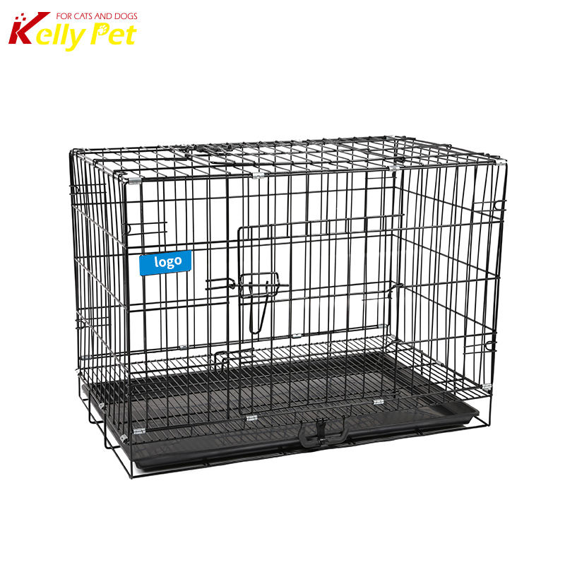 Pet Dog Folding cages metal in kennels large outdoor on sale black fence panel flooring foldable gate run size with shed wood