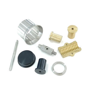 CNC turning metal parts electronic products fabrication service