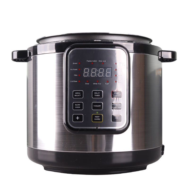 High Quality Multi Function Electric Cooker Pressure Cooker Aluminium Industrial Pressure Cooker Manufacturer