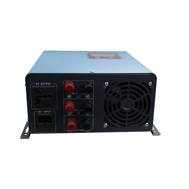 12V 24V 220V 1000W Wall-mounted Solar Hybrid Power Frequency Inverter