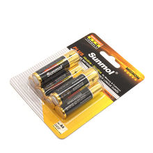 OEM Accept High Capacity Alkaline aa Battery  LR6 Dry Batteries With Various Certifications
