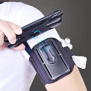Hot Selling 360 rotating Armband Phone Holder Detachable Sports Armband Wristband for Cell Phone