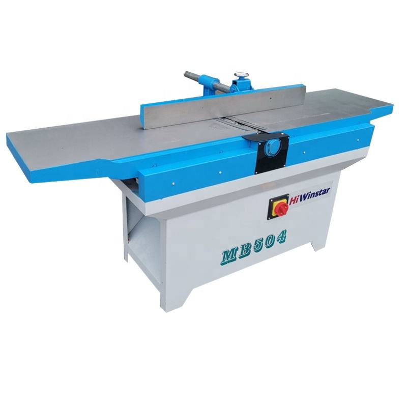 MB504 woodworking machinery wood surface jointer planer machine
