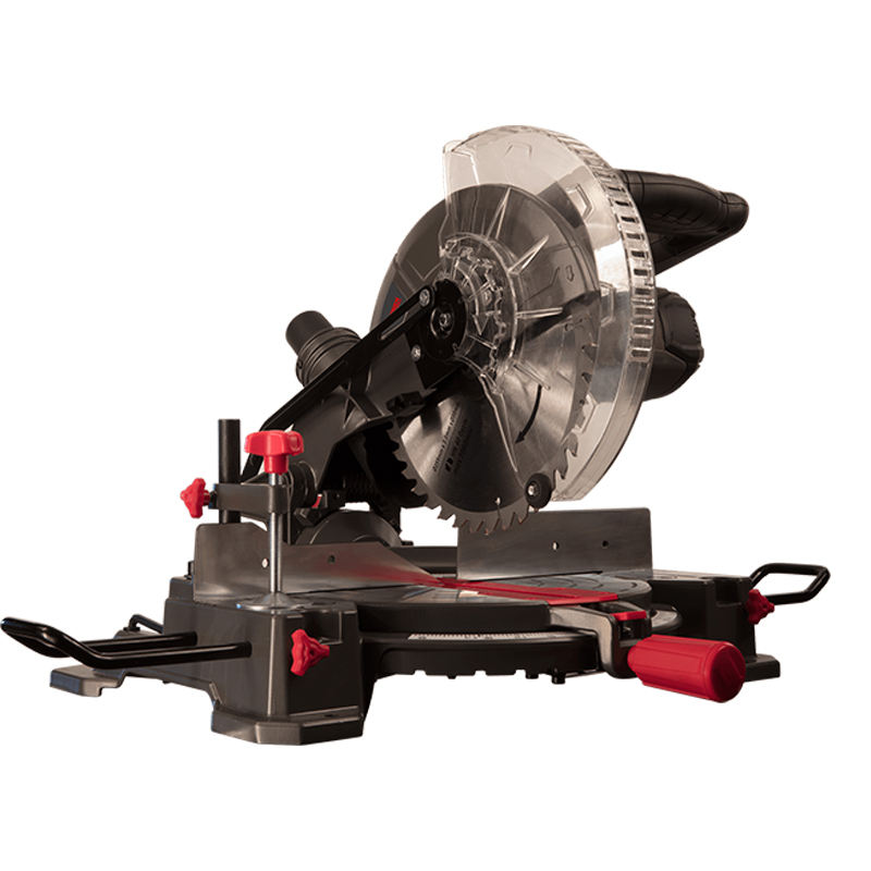 HMS255 1800W 255mm compound mitre saw electric mitre saw cut-off machine saw 1 piece