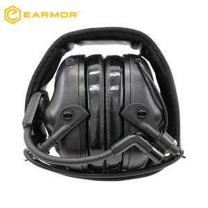 Opsmen Earmor Walkie Talkie PTT tactical tactical headset adapter radio headset for sale tactical headset military