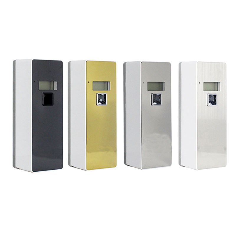 Aerosol Dispenser [ Automatic Aerosol Dispenser ] Wall Mounted Perfume Fragrance Spray Stainless Steel Remote Control Automatic Aerosol Dispenser Spray For Air Fragrance