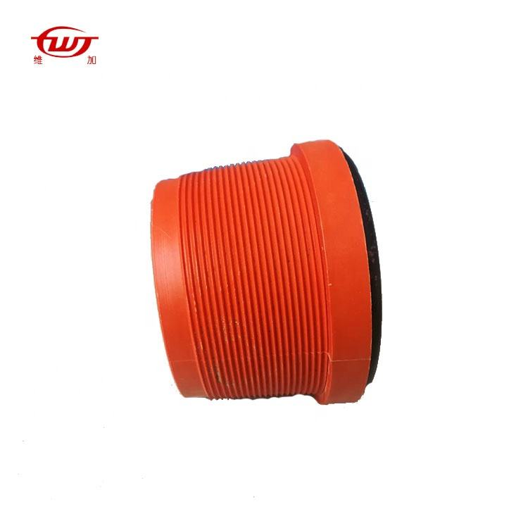 Plastic thread protector api drill pipe thread protectors heavy duty thread protector