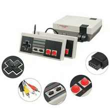 Classic Mini  Retro Game Console with 2 Controllers AV Output NES Console Built-in 620 Classic TV Video Games