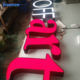 outdoor store /Company brand logo 3D Led lighted letter sign