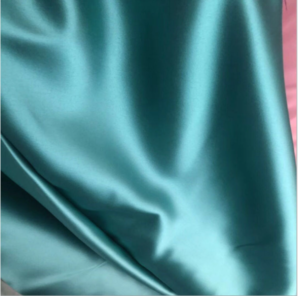 2019 Newest china products 100% printing polyester silk royal african velvet satin fabric