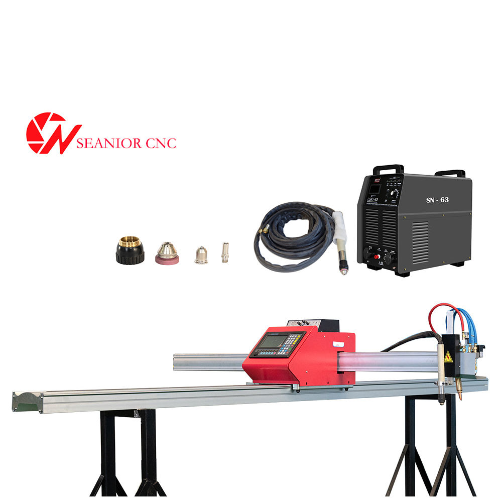 Automatic Plasma and oxy-fuel Cutting Machine CNC portable cutter for sheet metal