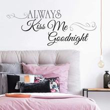Various Wall Sticker As Requirements Warm Welcome For Bedroom Home Decor Letters Living Room Stickers Decals