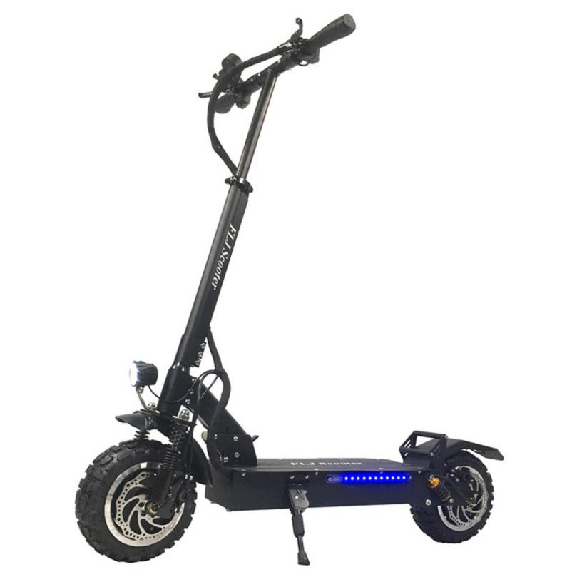 FLJ Europe warehouse e scooter electric scooter adult dual motor 3200W off road electric scooter to door