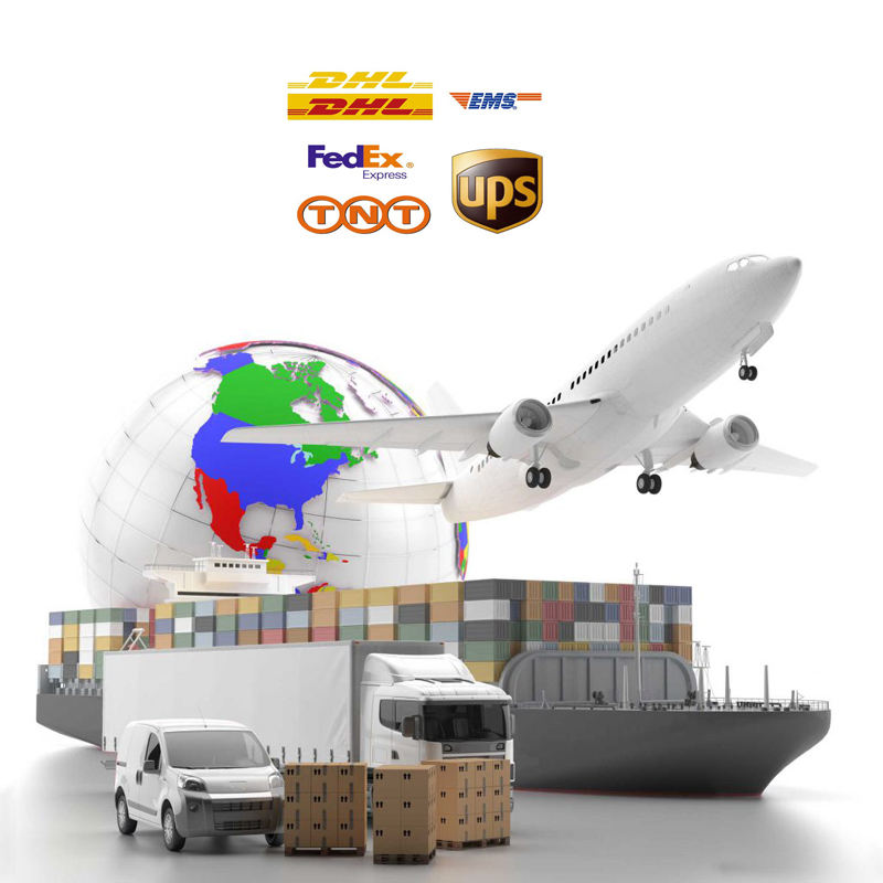 Professional Import/export custom clearance door to door service air/sea freight forwarder from China to India