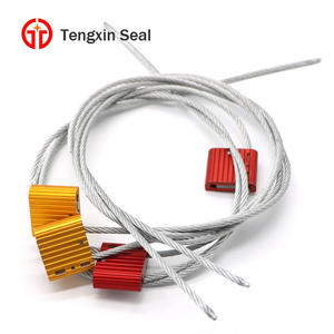 heavy duty tamper proof wire cable seals TX-CS105