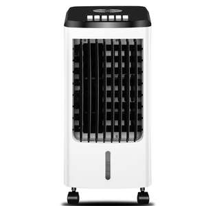 Portable Water Cooled Humidification Air Conditioner Fan Refrigeration Fan Mini Air Cooler For Dormitory Household