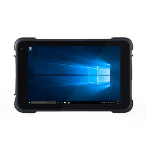 Emfaith ET-86IB 8 Inch Waterproof Window 10 Android 4.4 Os Water Resistant Best Cheap Rugged Tablet Pc