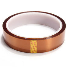 High Temperature Heat  Tape Thermal Insulation Tape Polyimide Adhesive Insulating adhesive Tape 3D printing Board protection