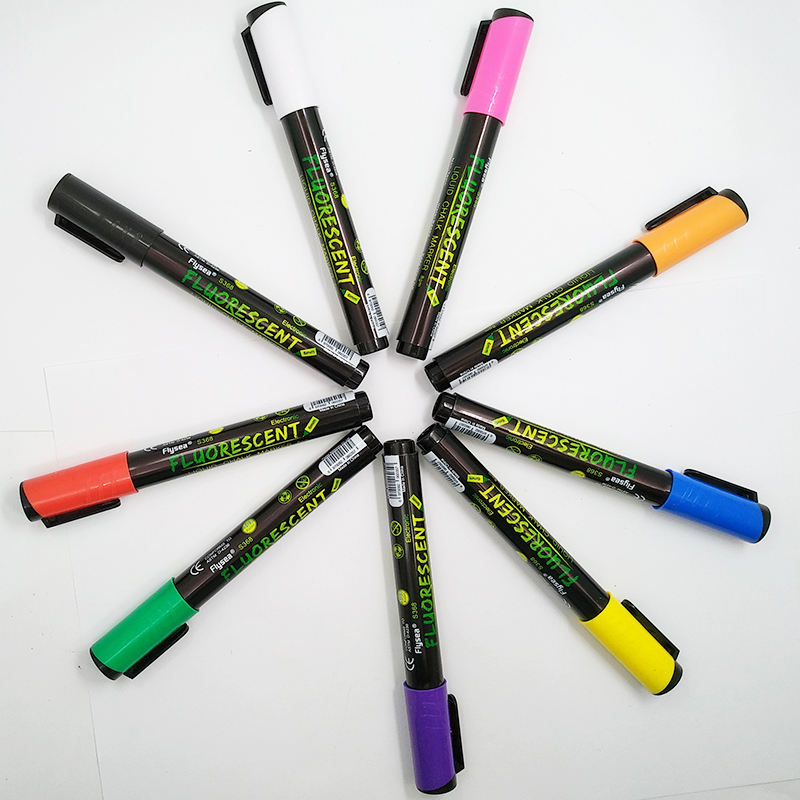 Environmental Protection Non Toxic Paint Menu Writing Led Light Neon Electronic Board Marker Pen