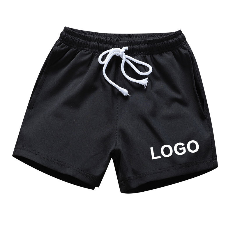 Custom Fitness Sport Shorts Pants Wholesale polyester Spandex Mens Gym workout Shorts