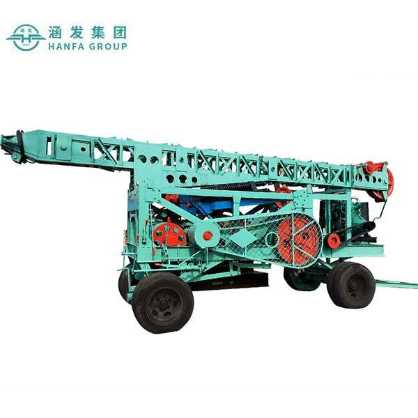 Easy Maintenance Hf-6A Water Well Drilling Rig Percussion Drilling Machine