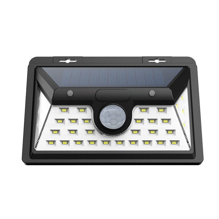 Sensor Wall 20 Solar Led Light For Garden Outdoor