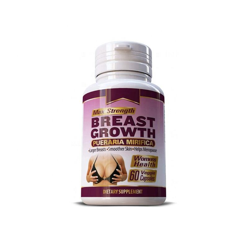 Breast EnhancementとEnlargement PillsためWomen All Natural Bust Enhancer Works Fast