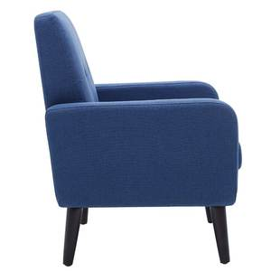 Nordic Style Design Fabric Tufted Araceli Armchair For Living Room Furniture