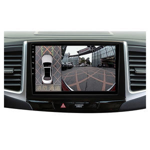 Best quality Dvr Drive Recorder 360 Degree Car Surround Panoramic Camera Black Box Car Video