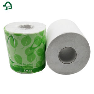 China Hot Sale Eco-friendly 2-Ply Recyle Cheap Toilet Paper