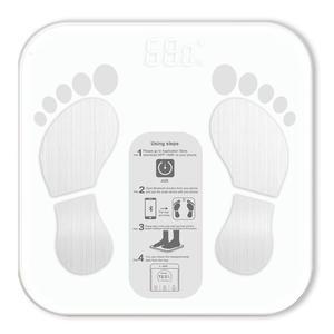 New design Electronic smart body fat BMI scale