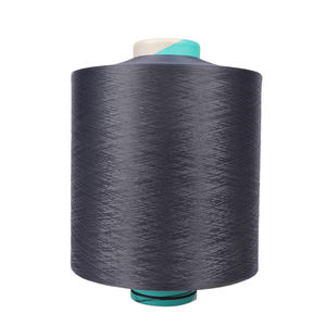 Textured nylon 150/48 PP 75 36 DTY polyester yarn for lifting rod