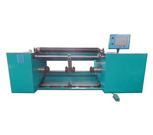 AS50/30DNC High speed copy double beams direct warping machine