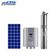 4inch 48v 500w solar submersible water pump Guangdong totally enclosed permanent magnet motor irrigation pump controller tower