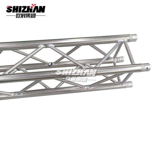 2019 Shizhan Top Quality 400mm aluminum roof truss lighting dj truss