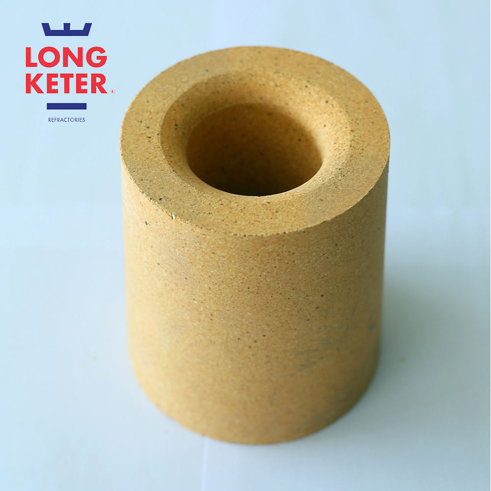 Wholesale Price Alumina Refractory Clay Runner Fire Brick for Casting Steel