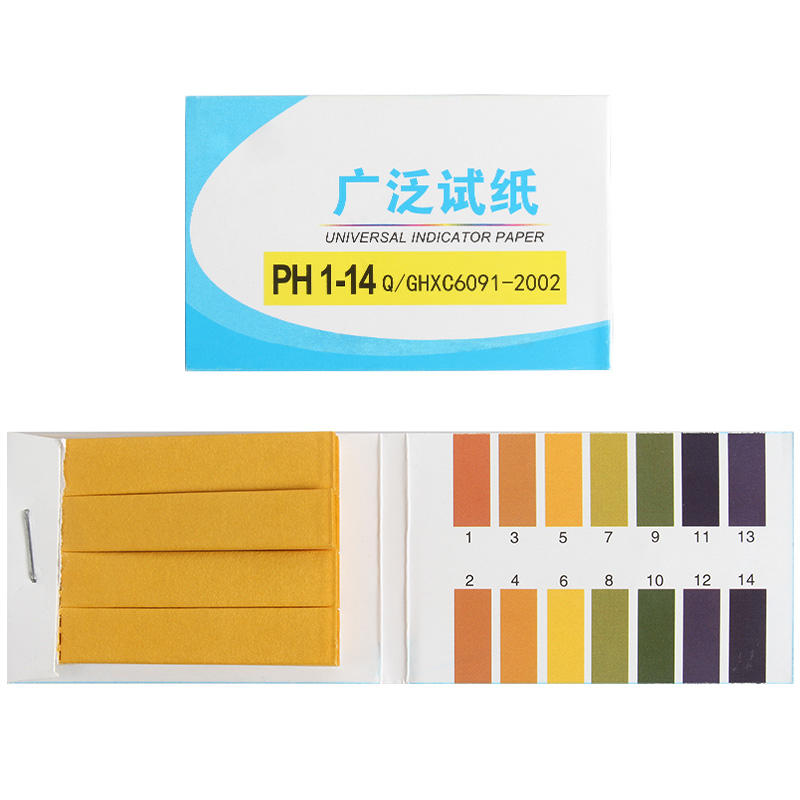 School Teaching Test Paper PH Detection Teaching Aids