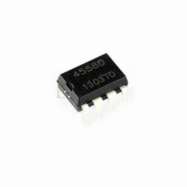 Nuevo Original Jrc4558 4558d Njm4558 circuito integrado F4558 Asli Chip Ic 4558