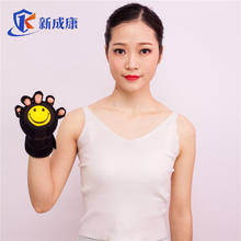 Hand Exerciser Grip Strengthener Squeeze Ball Finger Hand Grip Muscle Power Training Rubber Ball Rehabilitation Exercise
