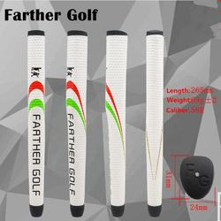 custom logo Leather golf putter grips in standard size
