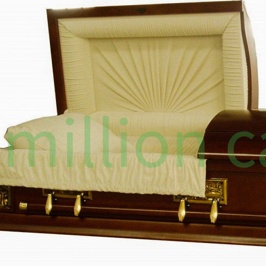 DH-007A solid cherry casket name brand furniture china suppliers
