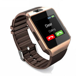 2020 Amazon hot sale DZ09 smart watch phone android sport sm