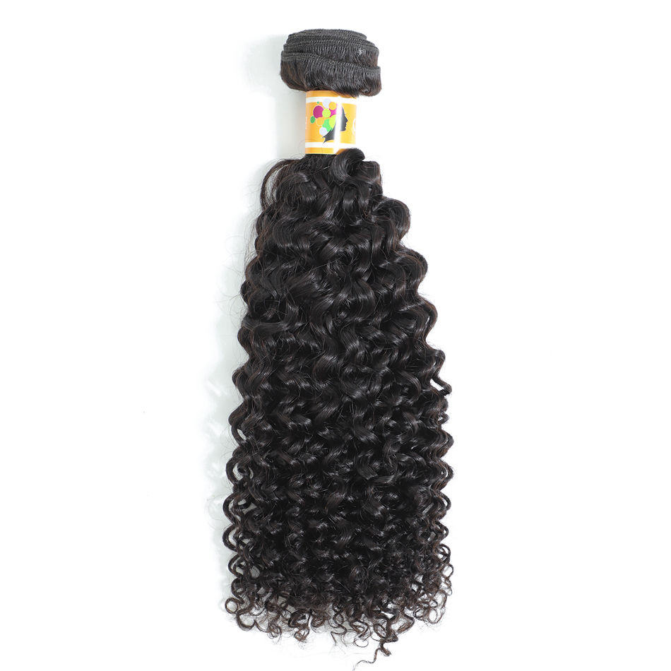 Yeswigs Human Weave Bundles Mongolian Virgin Kinky Curly Hair Extension Cuticle Aligned Mongolian Virgin Remy Afro Kinky Curly