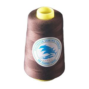 Cheap Price Strong Chinese Supplier 40 2 Spun Polyester Sewing Thread for Africa Market