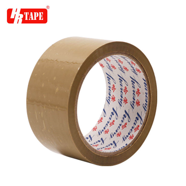 Hot selling strong carton export sealed transparent printed BOPP logo packaging tape