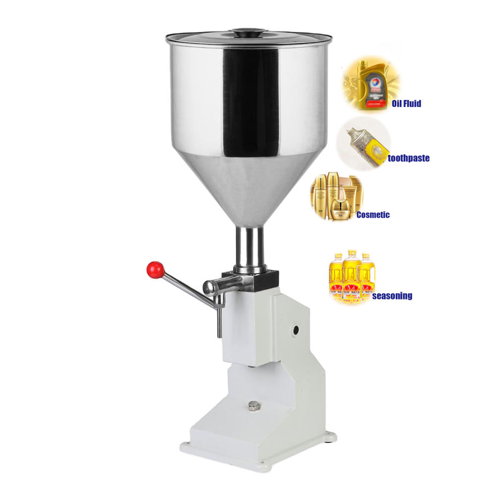 best-selling cream / oil filling machine/manual liquid filling machine